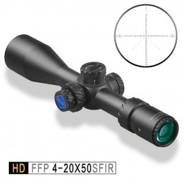 Прицел Discovery HD 4-20X50 SFIR