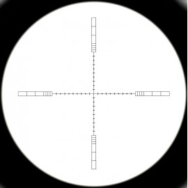 Прицел Discovery HI 5-20X44 SFIR