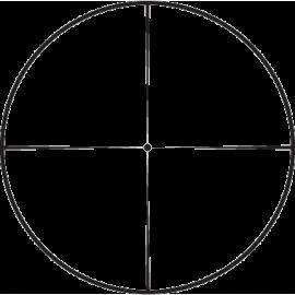 Оптический прицел Leupold FX-3 12x40mm Adj. Obj. Target Fine Duplex