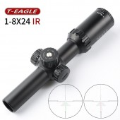 Прицел T-EAGLE MR 1-8X24 IR