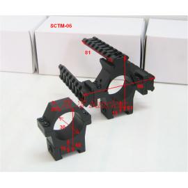 Кольца SCTM-06 Cerberos 30мм