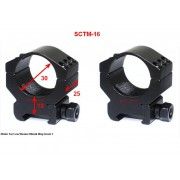 Кольца SCTM-16 30мм