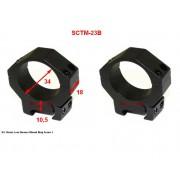 Кольца SCTM-23B  34мм